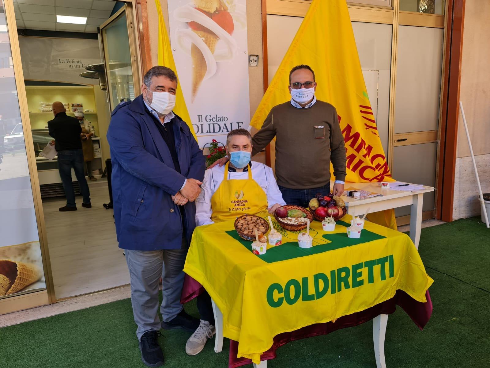 Protocollo d'intesa con la Coldiretti ed Equo Cream